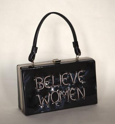 Michele Pred, 'Believe Women', 2018