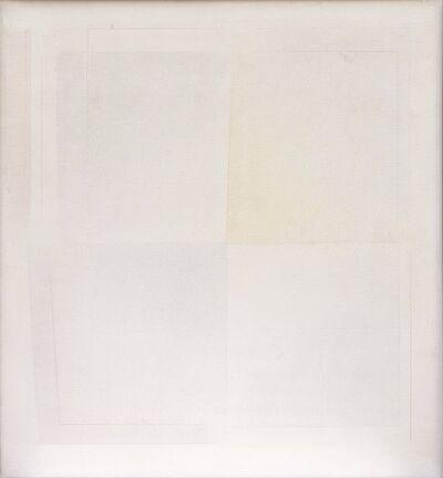 Riccardo Guarneri, 'Alternati grigio+giallo', 1975