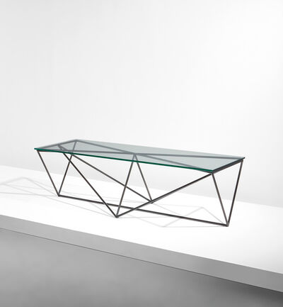 Tetsuya Yamada, 'Unique coffee table', 2017