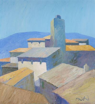 Roger Muhl, 'Village', 2002