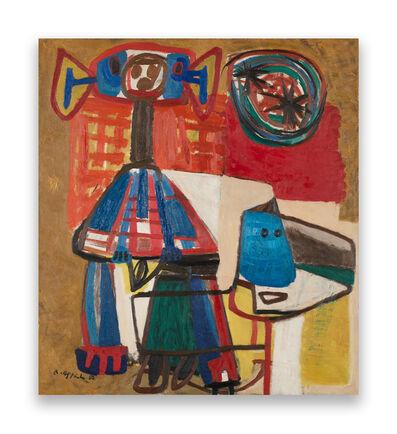 Karel Appel, 'Nurse', 1950