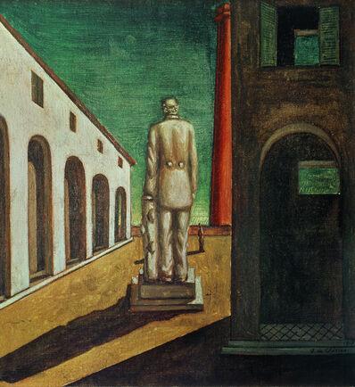 Giorgio de Chirico, 'The Melancholy of the Politician', 1913