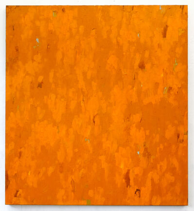 Peter Tollens, 'orange', 1987