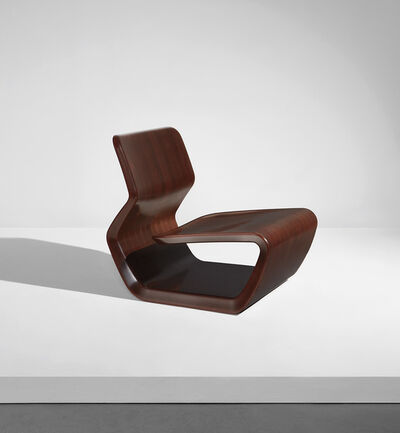 "Marc Newson, '""Micarta Chair"" (Wingless)', 2006"