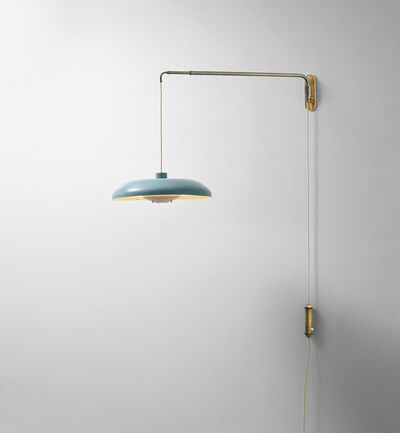 Arteluce, 'Adjustable wall light', 1950s
