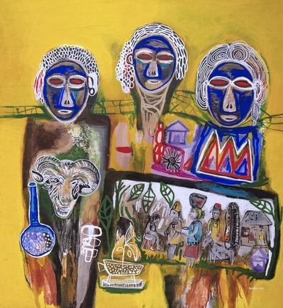 HAKO HANKSON, 'Vodou spirit ', 2017