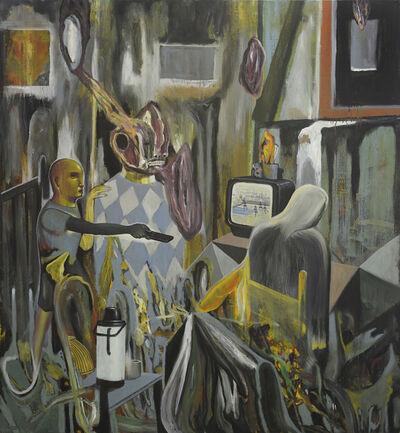 Rodel Tapaya, 'Last Two Minutes', 2017