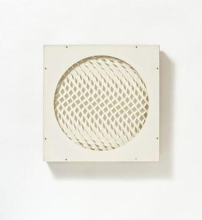 Hartmut Böhm, 'Quadratrelief', 1967