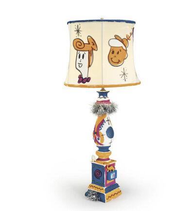 Kenny Scharf, 'Lamp', 1980