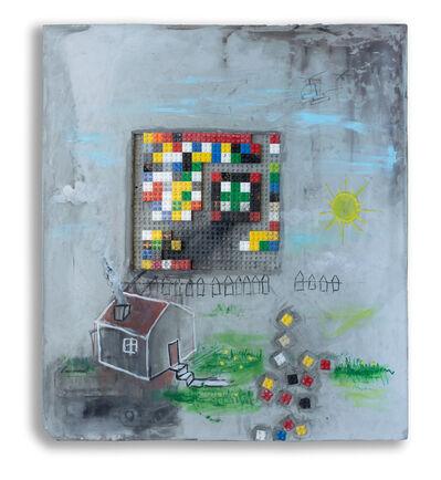 Yazan Abu Salameh, 'Shelter', 2021