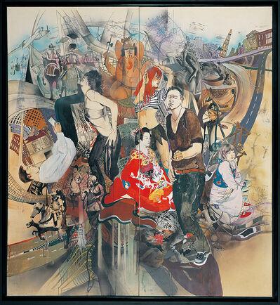 Wang Qing 王青, 'Urban Melody 1 都市旋律 1', 2007