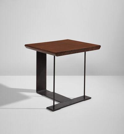 Pierre Chareau, 'Side table, model no. SN3'