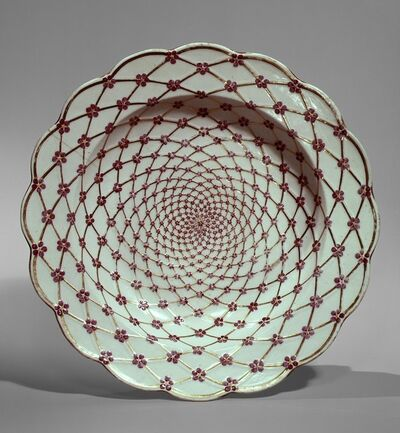 Imperial Porcelain Factory, 'Plate', 1755–1760