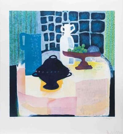 Wendy Chazin, 'Interior, Still Life', 1975