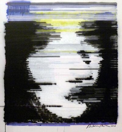 Anton Perich, 'Andrea, White', 2012