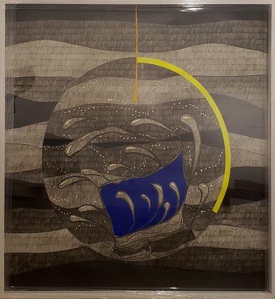 Gilberto Salvador, 'Forte Azul', 2013