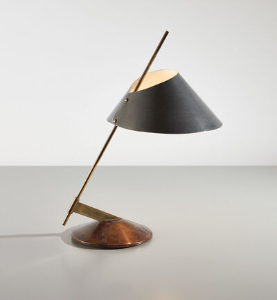 Luigi Caccia Dominioni, 'Rare table lamp', circa 1953