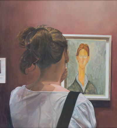 Annie Cabigting, 'À Paris Avec Une Amie Polonaise Et Un Italien', 2011