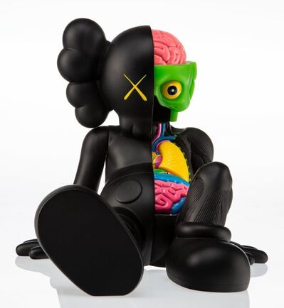 KAWS, 'Resting Place Companion (Black)', 2013
