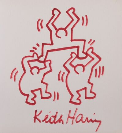 Keith Haring, 'untitled', ca. 1985-89