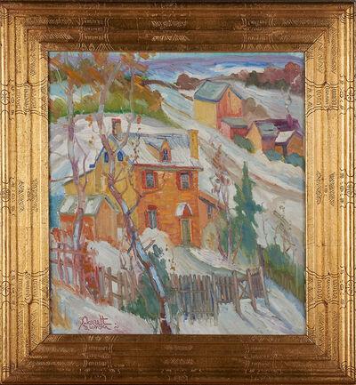 Joseph Barrett, 'Near River Road'