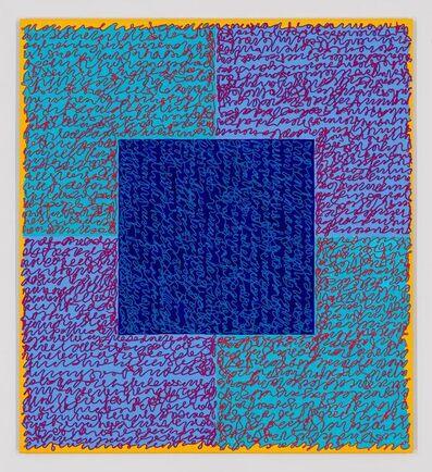 Louise P. Sloane, 'Fated 5', 2016