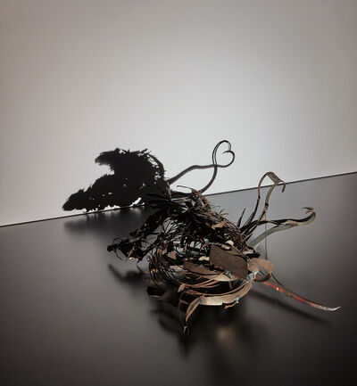 Tim Noble & Sue Webster, 'Metal Fucking Rats with Heart Shaped Tail', 2007