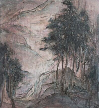 Wang Yabin, '晴岚暖露 Mist in the Mountain', 2016