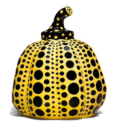 Yayoi Kusama, 'Pumpkin (yellow/black)', 2013
