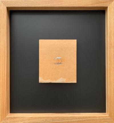 Armando Castro - Uribe, 'Solitary Crane', 2020
