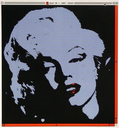 George Pusenkoff, 'Marilyn Monroe', 2002