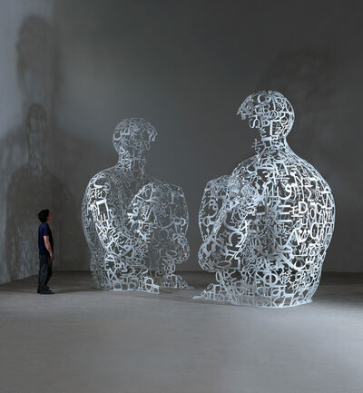 Jaume Plensa, 'Twins I and II', 2009