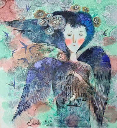 Anna Silivonchik, 'Freedom to Dream ', 2020