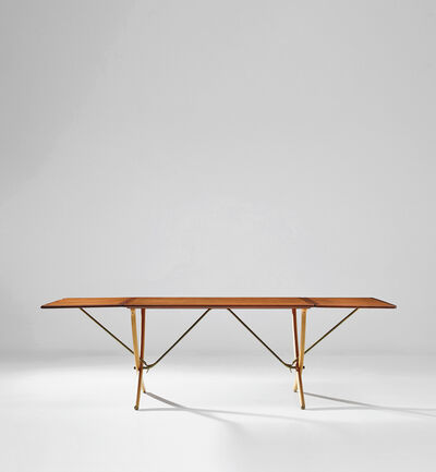 Hans Jørgensen Wegner, 'Drop-leaf dining table, model no. AT304', circa 1955