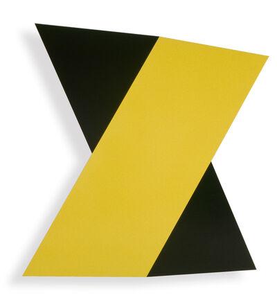 Donald Alberti, 'Yellow Black', 1991
