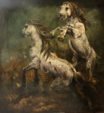 Jill McVarish, 'Ballad of the Runaway Horse', 2020