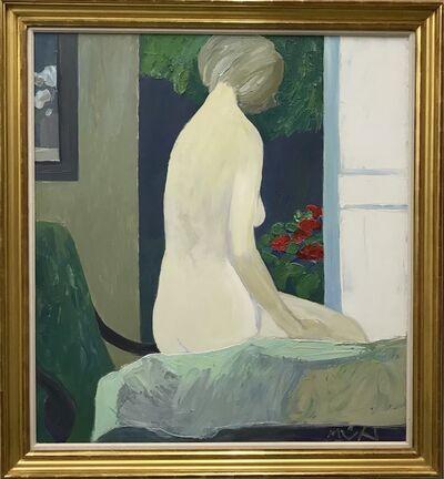 Roger Muhl, 'Femme assise', 1997