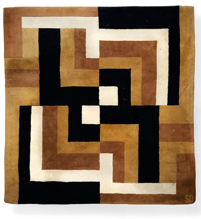 Sonia Delaunay, 'Carpet', 1975