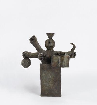 Tom Otterness, 'Podium Figure', 1990