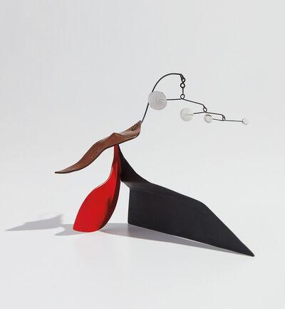 Alexander Calder, 'Four Dots with Brass Tail', ca.1953