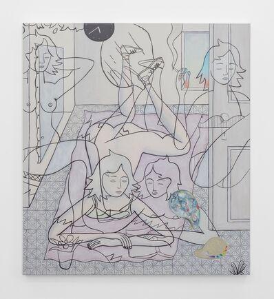 Jonathan Gardner, 'Women in White', 2014
