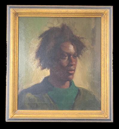 Jacob Collins, 'Renee', 1993