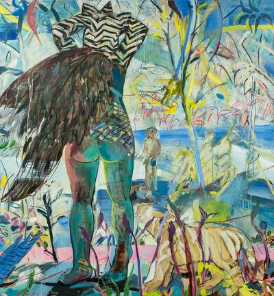 Marie Peter-Toltz, 'L'Oiseau Libre', 2017