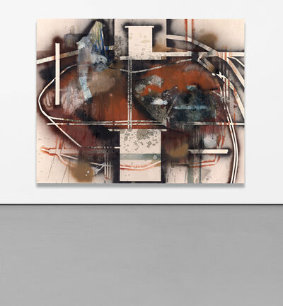Elizabeth Neel, 'Routes and Pressures', 2012