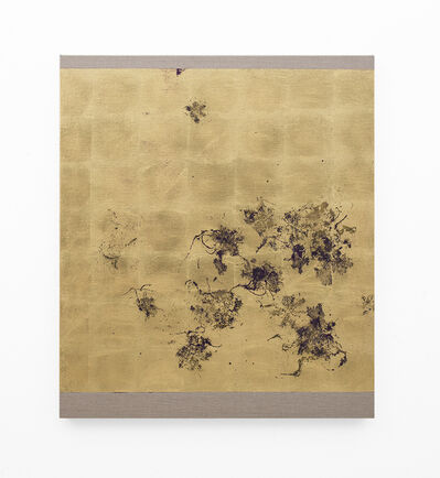 Pierre Vermeulen, 'Hair orchid sweat print, violet layer', 2018