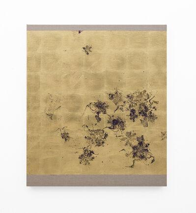Pierre Vermeulen, 'Hair orchid sweat print, violet layer', 2018