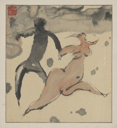 Li Jin 李津, 'The Tibet Series X 西藏组画之十', 1984