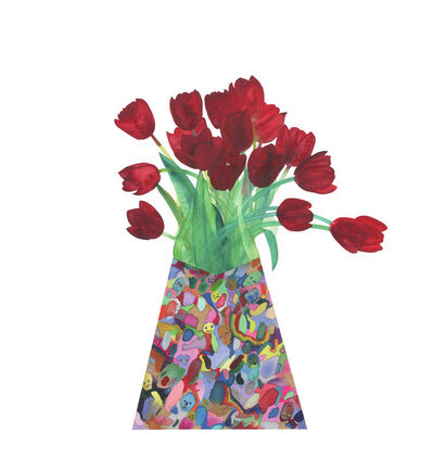 Lola Rose Thompson, 'Flowers To Make Up For Death (Tulips)', 2015