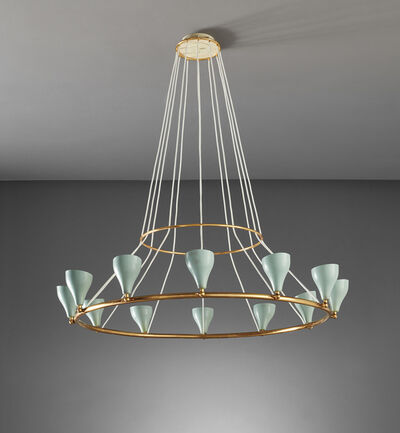 Gino Sarfatti, 'Rare ceiling light, model no. 2041', circa 1946