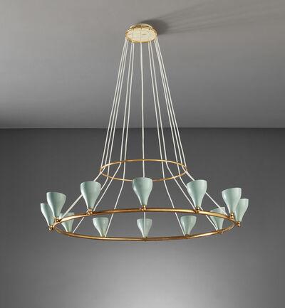 Gino Sarfatti, 'Rare ceiling light, model no. 2041', circa 1946